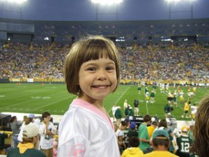 Fox 11 Packers Family Night